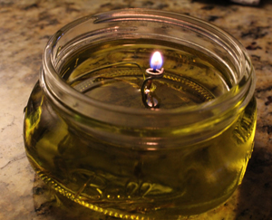 Ball Jar Candle