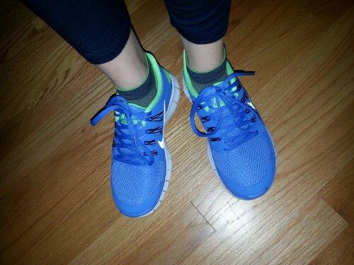 Running Hobby - Nike Free
