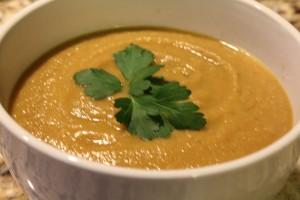 Cream of Mushroom Soup - Vegan