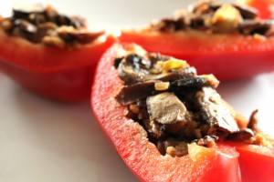 Vegan Stuffed Pepper Recipe