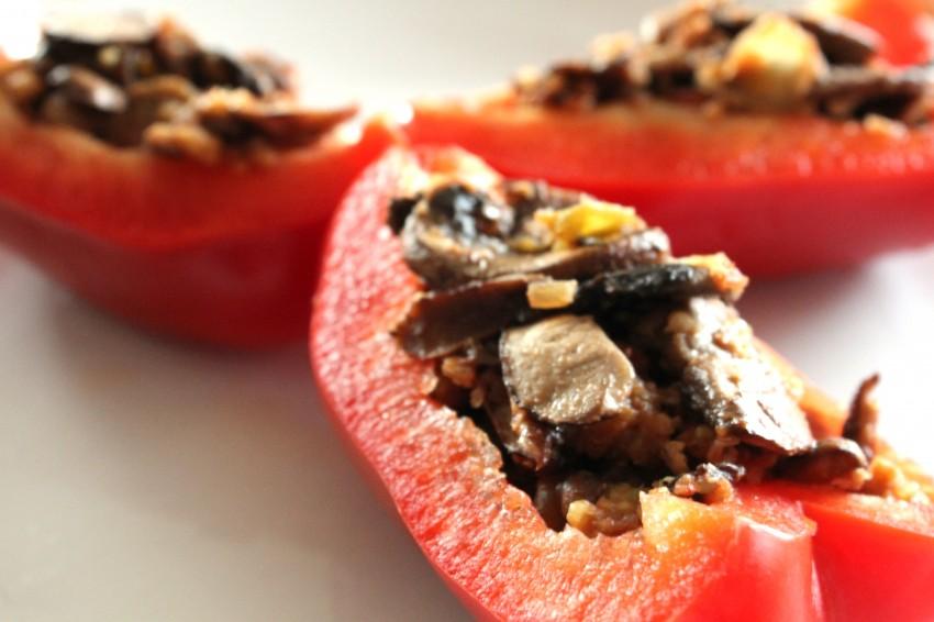 Vegan Stuffed Pepper Recipe