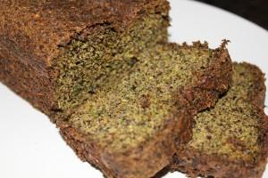 Gluten Free Garden Bread