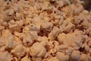 Garlic Popcorn