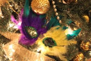 Mardi Gras Christmas