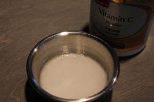 vitamin c mask