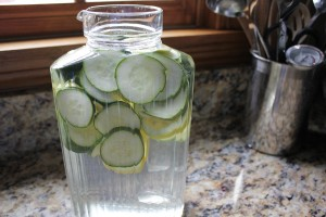 diet water recipe