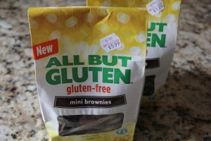 gluten free brownie review