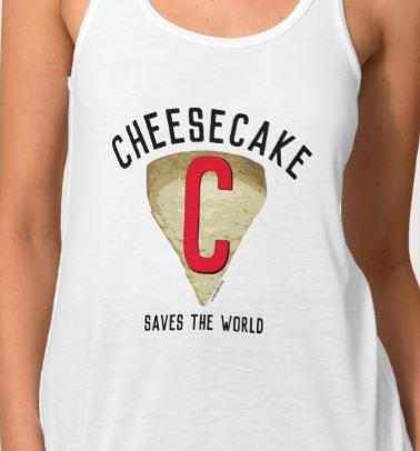 Cheesecake Saves The World